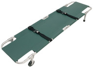 Junkin Safety JSA-602-S Easy Fold Swivel Wheeled Stretcher. Shop Now!