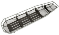 Junkin Safety MIL-7767 Military Type II SS Plastisol Coated Basket Stretcher. Shop Now!