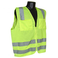 Radians SV8 Mesh Class 2 Vest (Green Mesh Front). Shop now!