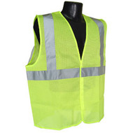 Radians Mesh SV2GM Hi Viz Green Class 2 Safety Vest. Shop now!