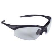 95d5b8c23 Radians Rad-Infinity Safety Eyewear (Clear Lens, Black Frame). Shop now