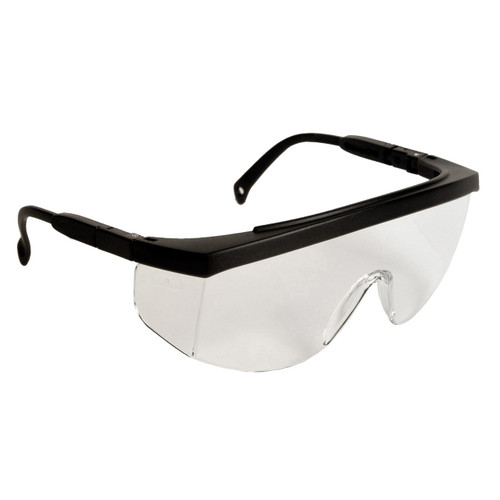 Radians G4 Junior Safety Eyewear (Clear Lens - Black Frame). Shop now!
