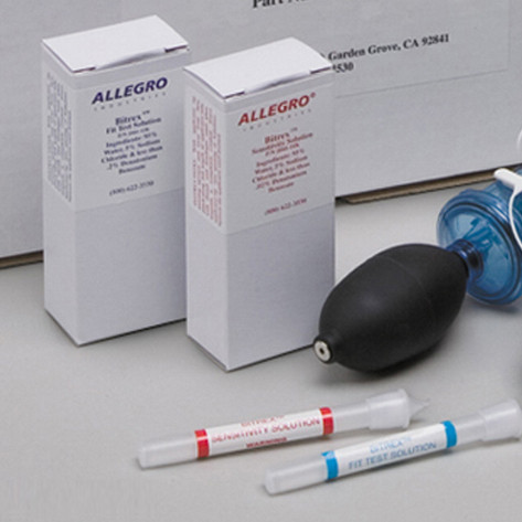Allegro 2040-11K Saccharin Fit Test Kit Sensitivity Solution Only. Shop now!