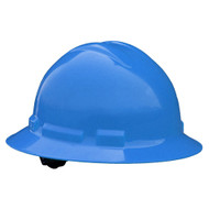 Radians Quartz Full Brim 6 Pt. Suspension Hard Hats (Blue). Shop now!