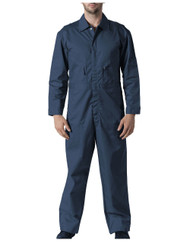Walls FR Flame 62500 Navy(NA9) Flame Resistant Industrial Coverall - Front. Shop now!