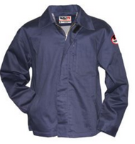 Walls FR 35182 Navy Lightweight Flame Resistant Utility Jacket. Shop now!