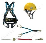 Tractel KIT-TCBZ Basic Tower Climbers Fall Protection Kit. Shop now!
