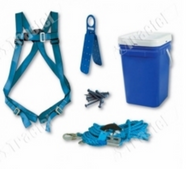 Tractel N0850S QuikMount Lite HD roofing system 50-foot system in pail. Shop now!