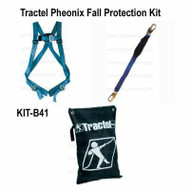 Tractel Phoenix Basic Fall Protection Trac Kit. Shop now!