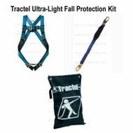 Tractel KITB01 Basic fall protection trac kit. Shop now!