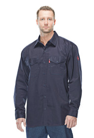 Benchmark 1028FR Navy Really Nice Shirt 2.0 available in different sizes. Shop now!