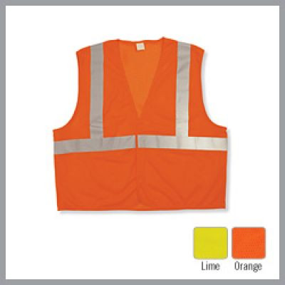 Buy Class 2 safety vest today and save up to 50%.