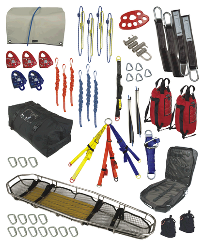 Yates 8040 Rope Rescue Team Kit