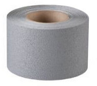Incom Gray Coarse Resilient Slip-Resistant Tape.
