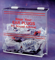 AK-300 Large Ear Plug Dispenser. Shop now!