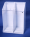 AK-1485 Frock Dispenser. Shop now! (2 Compartments)