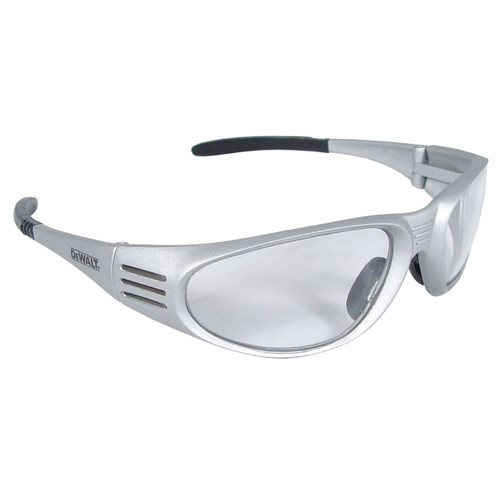 DeWalt DPG56 Ventilator Safety Glass (Clear Lens with Silver Frame). Shop now!