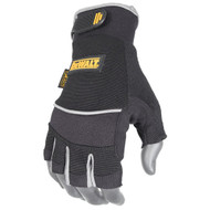 DeWalt DPG230 Technicians Fingerless Synthetic Leather Glove. Shop now!