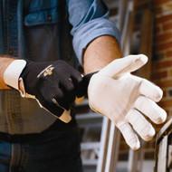 Impacto BG413 Anti Vibration Full Finger Bubble Air Gloves. Shop Now!