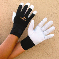 Impacto BG473 Anti Vibration Air Glove with Wrist Support. Shop Now!