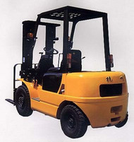 9812 Forklift Safety DVD