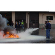 SS1044F Fire Extinguisher Training (Chemicals, Hazmat, & Fire) DVD. Shop Now!