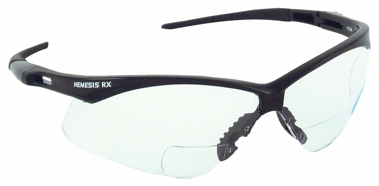 09d2791832c Jackson V60 NEMESIS RX Safety Eyewear. 1 Questions   1 Answers. Loading zoom