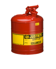 Justrite 7150100 Self Close 5 Gal Type I Diesel Safety Can. Shop now!