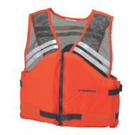 Stearns Deck Hand Life Vests available in different sizes. Shop now!