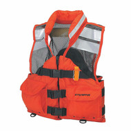 Stearns I426ORG Search and Rescue Floatation Vests available in different sizes. Shop now!