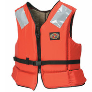 Stearns Deck Hand II Life Vests available in different sizes. Shop now!