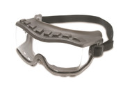 Uvex Strategy Safety Goggles. Available in Gray Body Direct Venting, Clear Uvextra AF Fabric Headband. Shop Now!