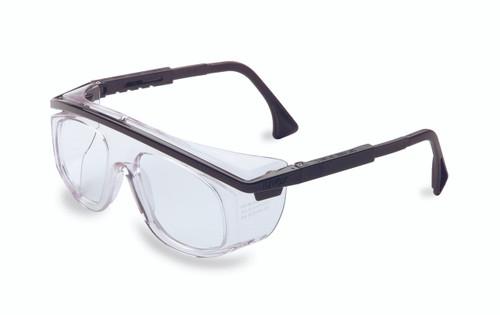 Large Frame Prescription Safety Glasses : Uvex 3003 Astro Rx Safety Eyewear