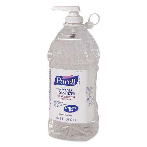 Gojo 9652 12 Purell Instant Hand Sanitizer 8 Oz