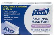 Gojo PURELL Sanitizing Hand Wipes. Shop now