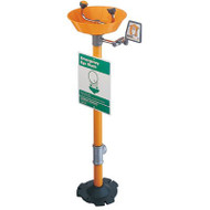 Guardian G1825 Pedestal Mounted Eyewashes