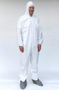 SMP261 Microporous Coverall Elastic Hood and Boots. Shop now!