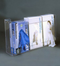 AK-773 Triple Boxes Glove Dispenser. Available in Black, Clear and White. Shop now!