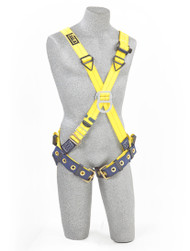Delta 1103252 Cross Over Style Positioning/Climbing Harness. Shop Now!