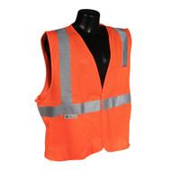 Radians Mesh SV2O Mesh Hi Viz Orange Economy Class 2 Safety Vest. Shop now!