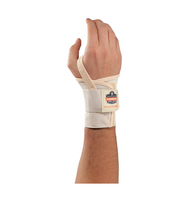 Ergodyne 4000 Proflex Tan Single Strap Wrist Support. Shop now!