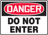 Accuform MADM139 Danger Do Not Enter Safety Sign. Shop now!