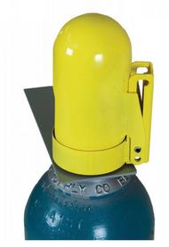 Accuform KDD484 Low Pressure Gas Cylinder Lockout Cap Fine Thread. Shop now!