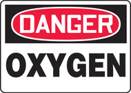 Accuform MCHL170 Danger Oxygen Sign. Shop now!