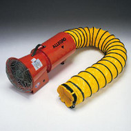 Allegro 9514-25E 220V/50Hz AC Axial Blower w/ Canister & 25' of Ducting. Shop now!