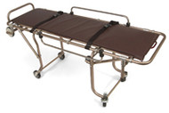 Junkin Safety MC100A-OSR Oversize Mortuary Cot With Handrails