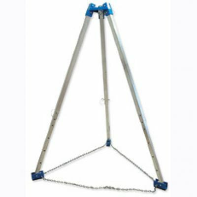 Tractel T3F9 9 Ft. Standard Confined Space Aluminum Tripod