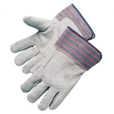 Full Leather Back Work Gloves. Shop Now!