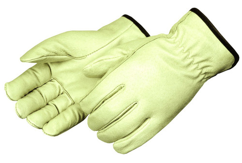 Grain Pigskin Drivers Gloves - Straight Thumb. Shop Now!
