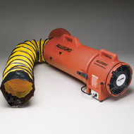 """Allegro 9536-25 Plastic Blower with canister and 25' ducting 8"""" DC COM-PAX-IAL. Shop now!"""